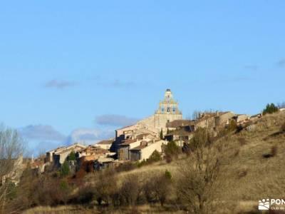 Enebral y Ermita Hornuez;Villa Maderuelo;ruta por cuenca integral de la pedriza tienda montana madri